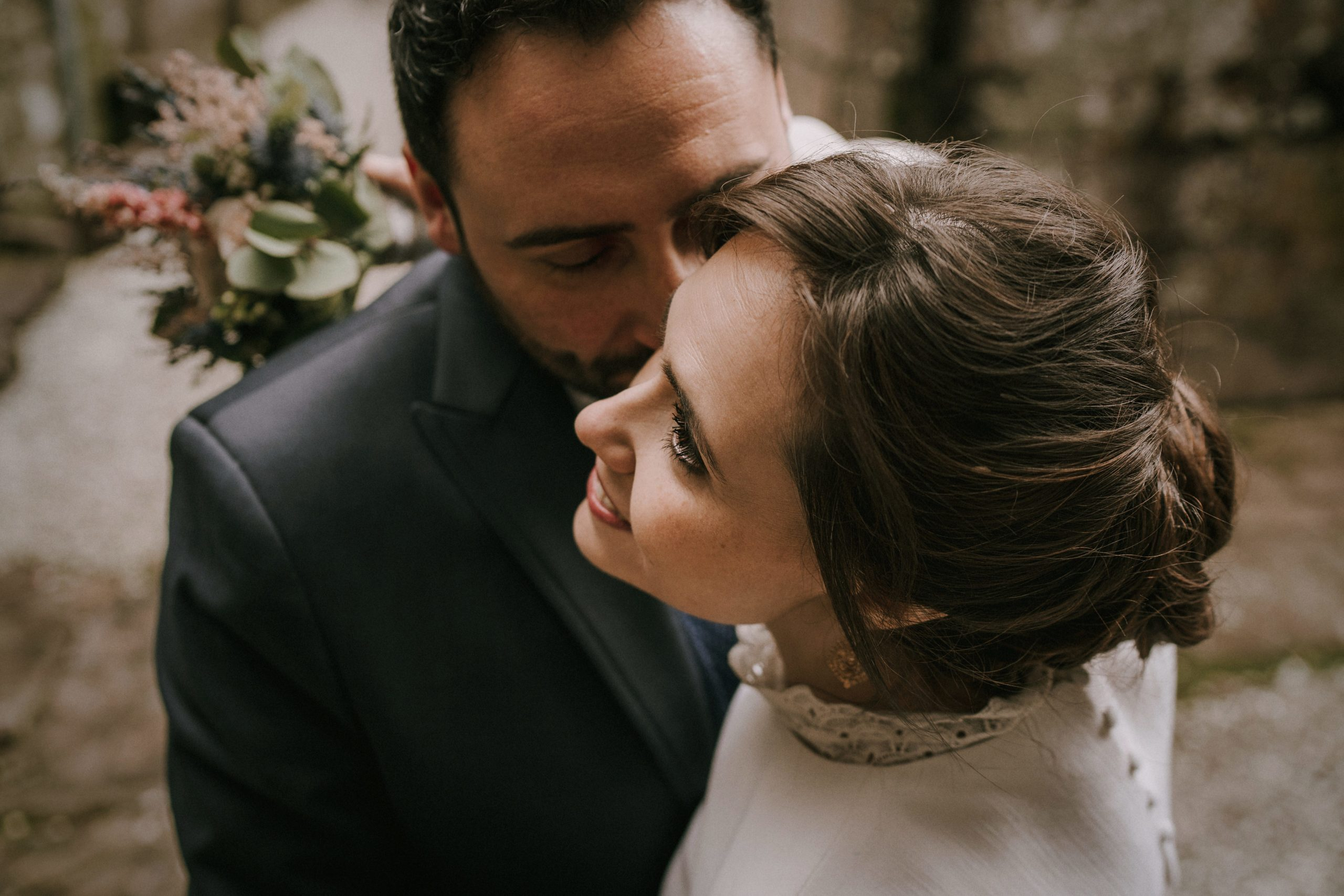 boda en el monasterio de aciveiro